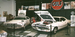 Floyd Garrett's Muscle Car Museum