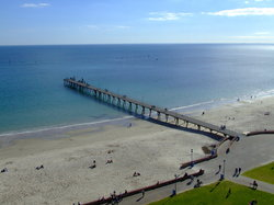Glenelg Beach and Jetty