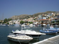 Samos-Stad