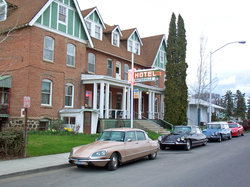 Waterville Historic Hotel