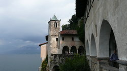 Eremo di S. Caterina del Sasso