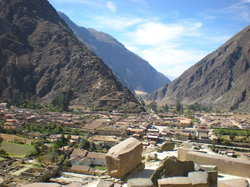 Ollantaytambo