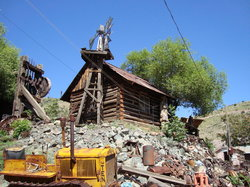 Gold King Mine Museum and Ghost Town