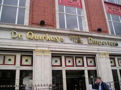 Dr. Quirkey's Good Time Emporium