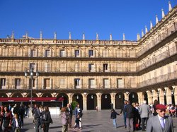 Salamanca's Plaza Mayor