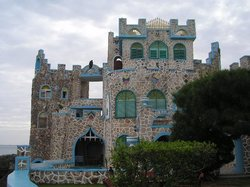 Blue Cave Castle