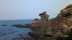 Dragon Head Rock (Yongdu-am)