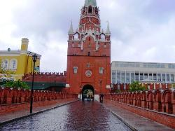 Main Gate to the Kremlin