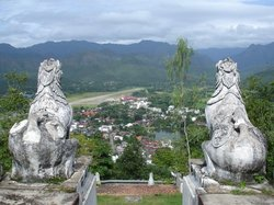 Mae Hong Son Mountain Wat