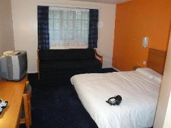 Travelodge Crewe