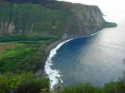 "Waipio Valley ""Big Island Of Hawaii"" (Sept. 2008)"