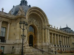 Petit Palais, City of Paris Fine Art Museum