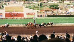 Del Mar Race Track