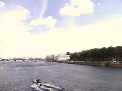 Neva Embankments