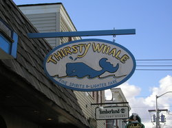 The Thirsty Whale Tavern