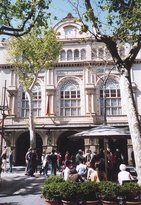 Gran Teatre del Liceu (Opernhaus)