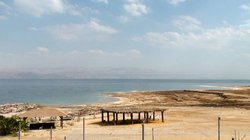 Mineral Beach, Dead Sea