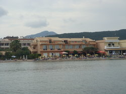 Christina Hotel Corfu Greece