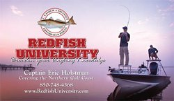 Redfish University
