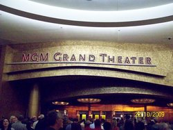 Grand Theater at Foxwoods