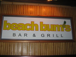 Beach Bums Bar & Grill