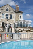 Porth Veor Manor Hotel, Villas &amp; Apartments