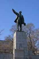 Lenin Statue