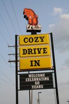 Cozy Dog Drive Inn