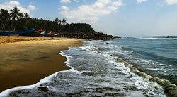 Varkala Beach