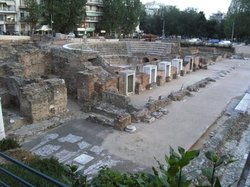 The Greek Agora and Roman Forum