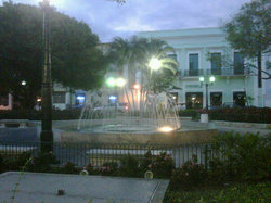 Plaza of Delights (Plaza de las Delicias)
