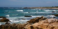 Another part of  the 17-Mile Drive, California