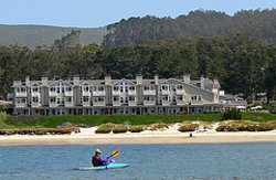 Beach House at Half Moon Bay