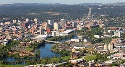 Downtown Spokane