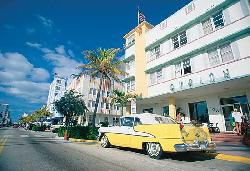art deco, South Beach