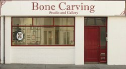 Bone Carving Studio and Gallery