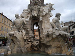 Fountain of the Four Rivers