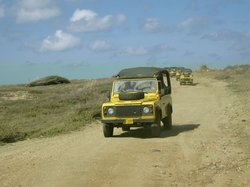 Aruba Off-Road Adventure