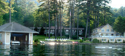 Chelka Lodge on Lake George