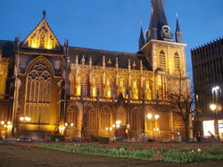 Cathedral de Liege (Liege Cathedral)
