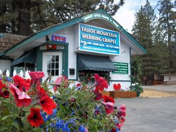Tahoe Mountain Wedding Chapel