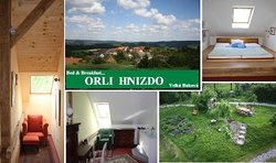 ‪Bed & Breakfast Orli Hnizdo‬