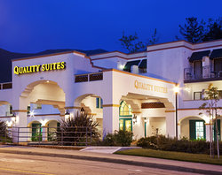 Quality Suites San Luis Obispo