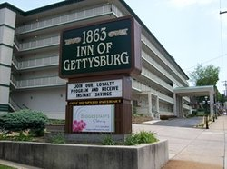 1863 Inn of Gettysburg