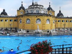 The Széchenyi Thermal Baths