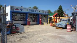Shea's Gas Station