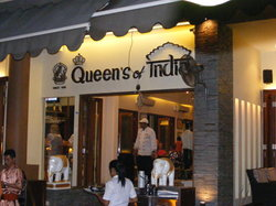 Queen's of India, Indian Restaurant