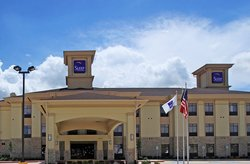 Sleep Inn & Suites Intercontinental Airport East