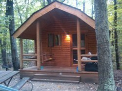 Pohick Bay Regional Park Campgrounds