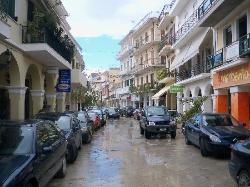 Zante town after the rain (28109085)